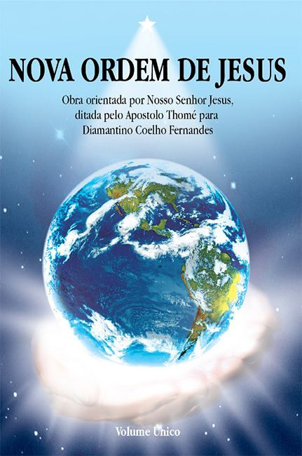 Nova Ordem de Jesus (Volume Único)